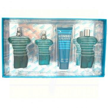 Homber Caliente Parfum Set for Men
